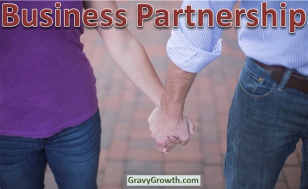 Business partnership, business startup, business, entrepreneurship, partners, partnership, Greg Hixon, GravyGrowth