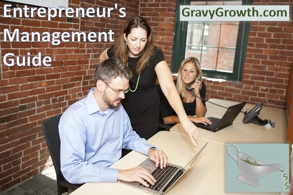 The Entrepreneur's Management Guide